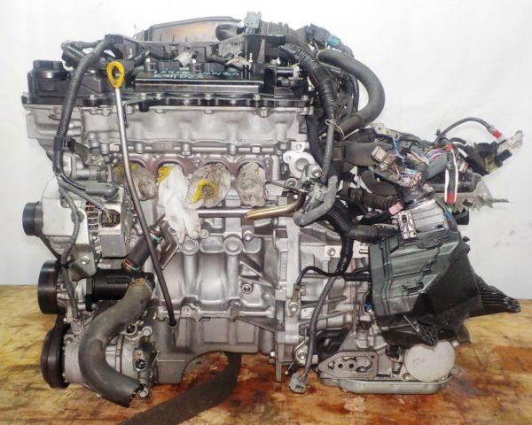 Двигатель Toyota 1NR-FE - 8014296 CVT K411-02A FF NCP130 78 000 km коса+комп 1