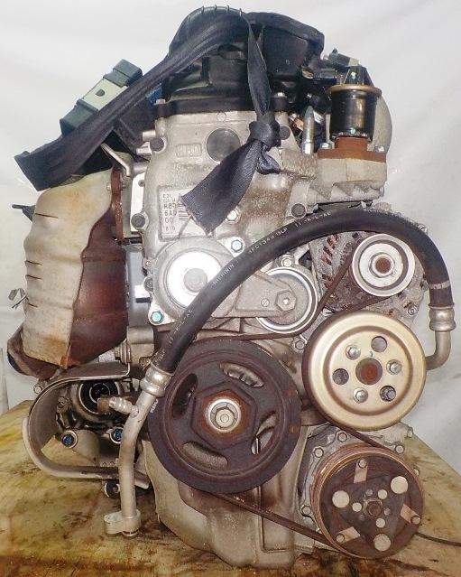 КПП Honda L13A AT SE5A FF GE6 4