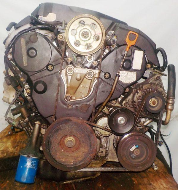 Двигатель Honda J32A - 2001304 AT B7VA UA5 FF, без КПП 3