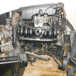 Двигатель Toyota 1G-FE - 6979707 AT 03-70LS A42DE-A04A FR GX110 BEAMS 115 000 km коса+комп 10