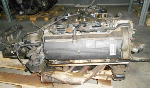 Двигатель Toyota 2TZ-FZE - 1445424 AT 4WD Estima 4