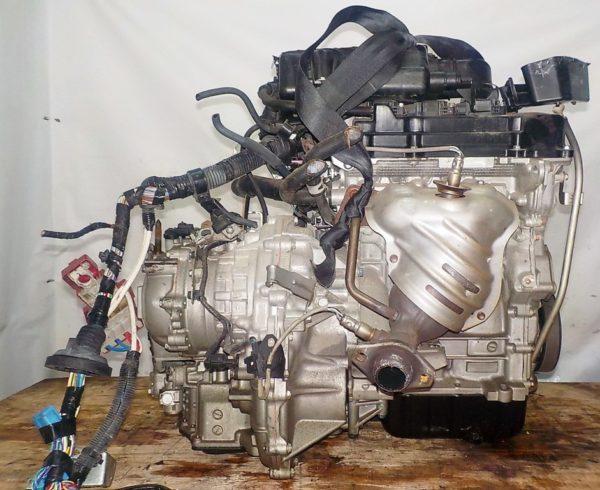 Двигатель Mitsubishi 3A90 - UAB6697 CVT F1CJB FF A05A коса+комп 5
