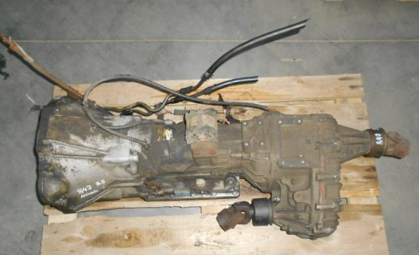 АКПП Toyota 3S-FE AT FR 4WD (847) 2