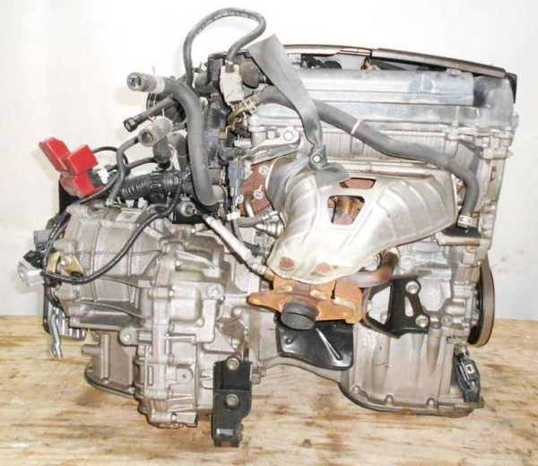 Двигатель Toyota 1NZ-FE - B994829 CVT K210-02A FF NCP100 155 000 km коса+комп 4