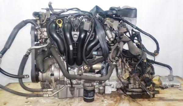 КПП Mazda L3 AT FF LW3W 1
