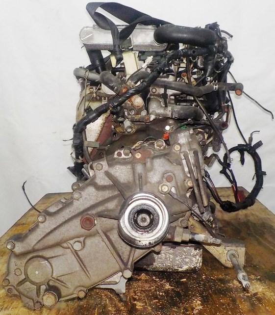КПП Daihatsu EF-DET AT FR 4WD J111G 5
