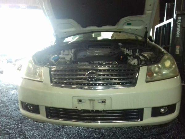 Ноускат Nissan Fuga xenon (E111903) 3