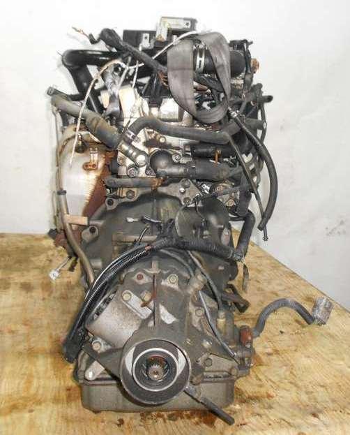 Двигатель Daihatsu EF-DEM - 6678385 AT GLS8 FR J131G 121 000 km коса+комп 5