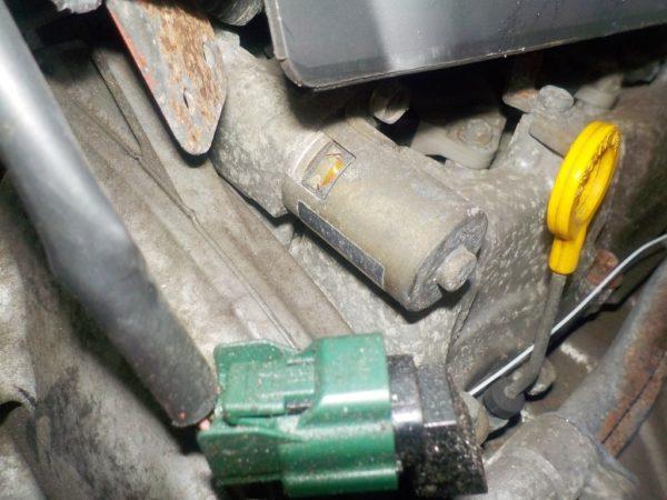 Двигатель Nissan VQ25-DD - 129899A AT RE4F04B FF A33 NEO без датчика скорости коса+комп 4