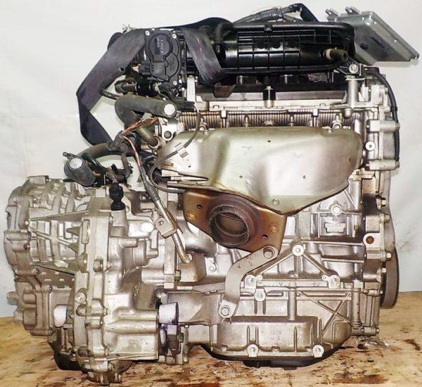 Двигатель Nissan MR18-DE - 057929A CVT RE0F08A FF коса+комп 4
