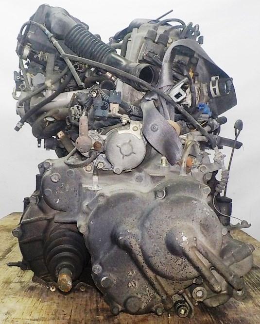 Двигатель Honda D13B - 6070740 AT M7CA FF GA3 5