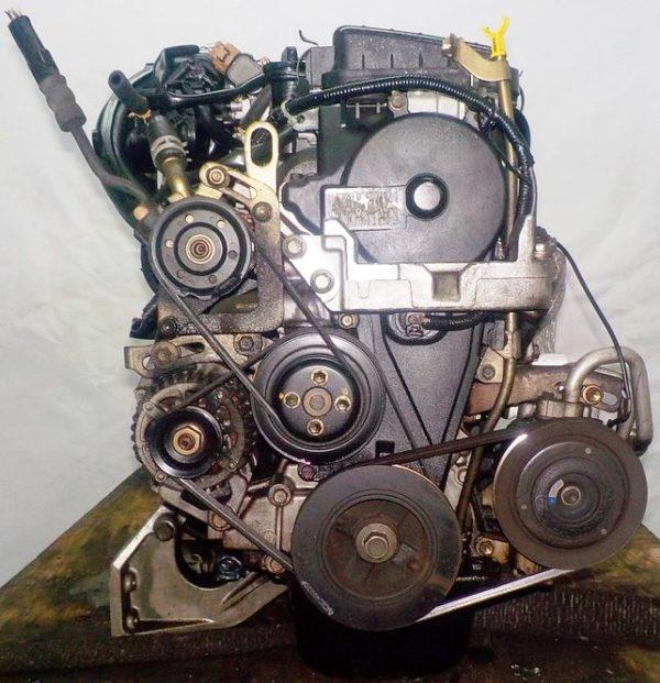 КПП Daihatsu EF-VE AT FF 4
