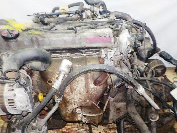 Двигатель Nissan KA24-DE - 137443U AT FF с датчиком скорости коса+комп 2