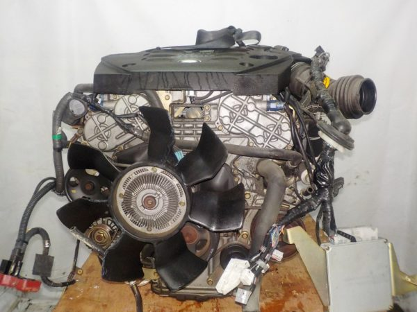 Двигатель Nissan VQ25-DD - 225636A AT RE4R01B FQ43 FR MY34 61 803 km коса+комп 3