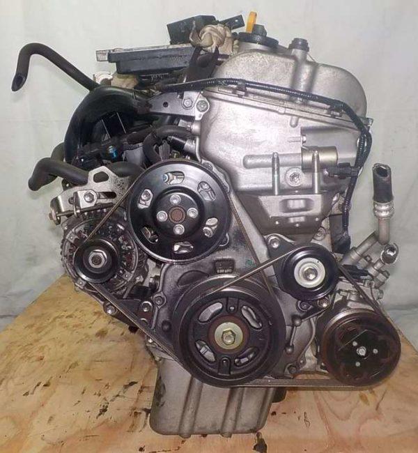 Двигатель Suzuki K12B - 1258476 CVT FF ZC71S коса+комп 3