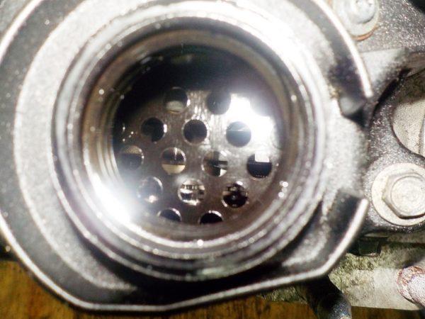 Двигатель Honda LDA - 5214840 CVT SE7A FF GP1 коса+комп 7