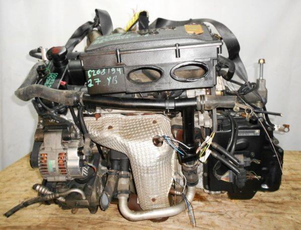 Двигатель Jaguar YB - 526819427 AT FF 65 000 km коса+комп 1