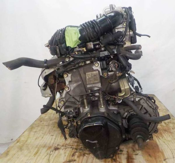 Двигатель Mazda Z5 - 405973 MT FF 5