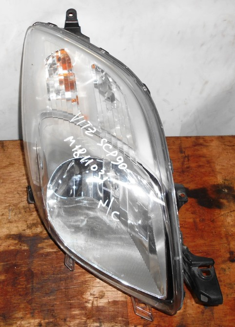 Ноускат Toyota Vitz 90, (1 model) (M1811031) 10