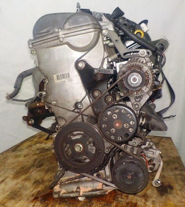 Двигатель Toyota 1NZ-FE - C278205 CVT K210-02A FF NCP81 161 244 km электро дроссель коса+комп 4