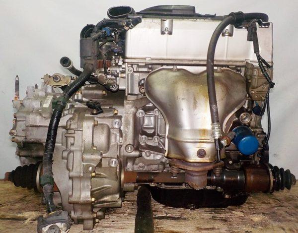 Двигатель Honda K24A - 5014662 AT MFHA FF RB1 коса+комп 4