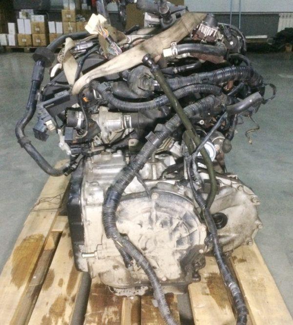 Двигатель Mazda GY - 233046 AT FF LW5W коса+комп 6