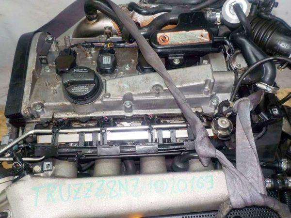 Двигатель Audi AUQ - 005924 MT FF Audi TT 140 960 km + подвеска коса+комп 2