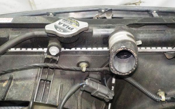 Ноускат Acura TL UA5, xenon (W121808) 9