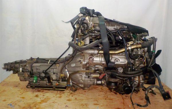 КПП Nissan VQ25-DD AT RE4R01B FQ43 FR MY34 1