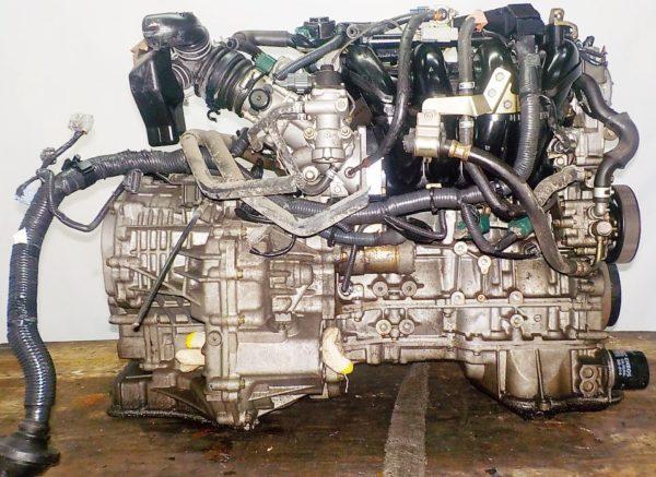 КПП Nissan QR25-DD NEO 4