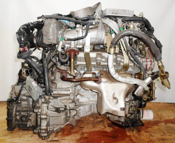 Двигатель Nissan VQ25-DD - 163369A AT RE4F04B FF PA33 65 000 km коса+комп 4