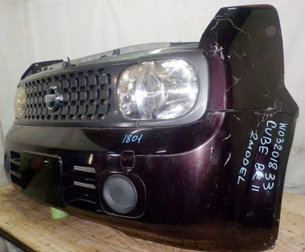 Ноускат Nissan Cube 11, (2 model) (W03201833) 4
