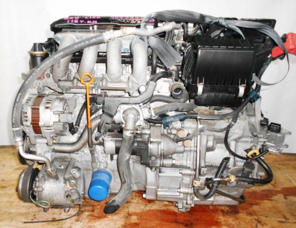 Двигатель Honda L13A - 4047325 CVT SE5A FF GE6 118 000 km коса+комп 1