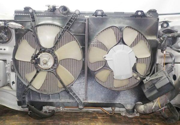 Ноускат Toyota Gaia (2 model), брак радиатора (W08201820) 8