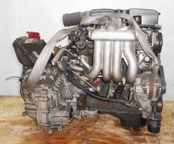 Двигатель Mitsubishi 4G15 - CX0057 CVT F1C1A FF Z27A 53 862 km 4