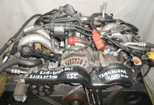 Двигатель Subaru EJ15 - D052041 AT TA1B4AU5AA FF EJ152DP9AE 131 400 km комп 2