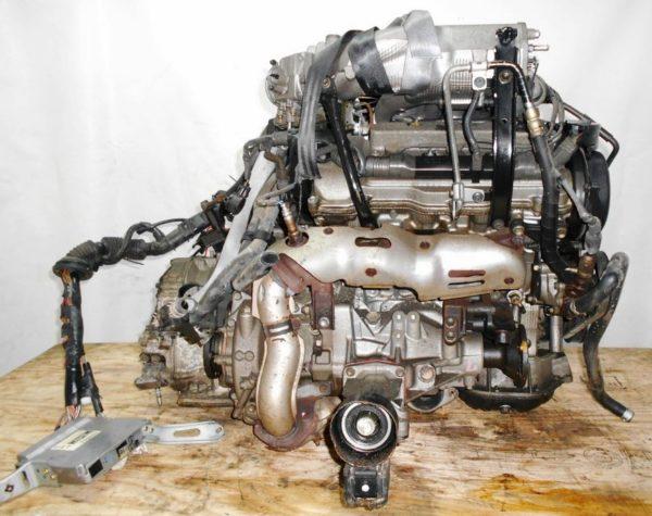 КПП Toyota 2MZ-FE AT A541F-04A FF 4WD MCV25 4