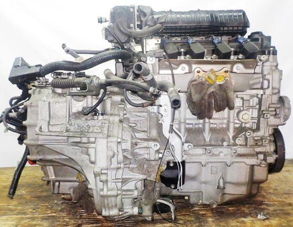 Двигатель Honda L13A - 4175670 CVT SE5A FF GE6 124 091 km коса+комп 4