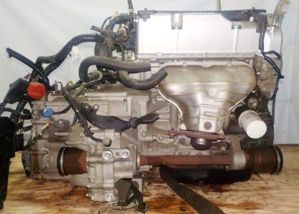 Двигатель Honda K20A - 2462107 AT MTJA FF RG1 140 000 km коса+комп 6