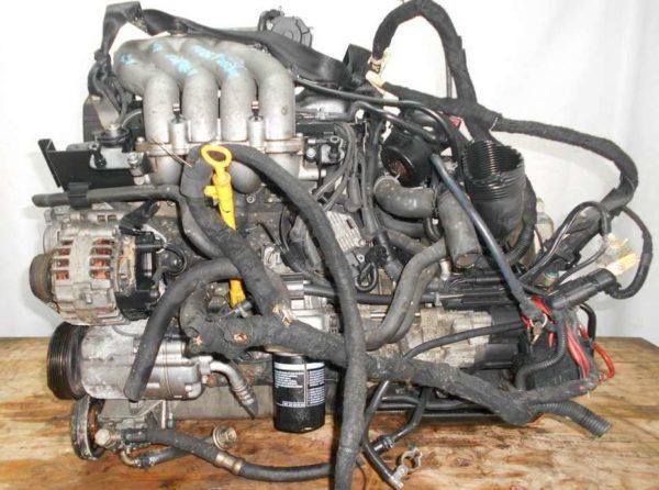 Двигатель Volkswagen APK - 770856 AT FF WVWZZZ1JZ2W540999 коса+комп 1