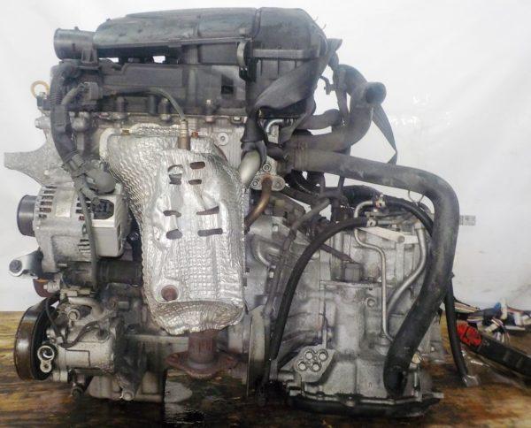 КПП Toyota 1KR-FE CVT B101A FF KGC30 1