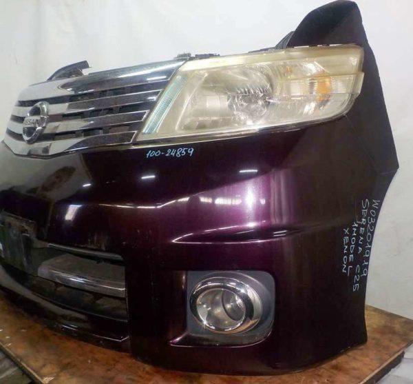 Ноускат Nissan Serena 25, (1 model) xenon (W03201919) 4