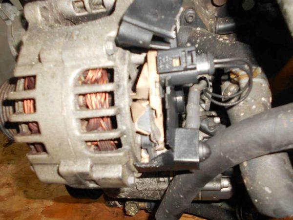 Двигатель Volkswagen APK - 770856 AT FF WVWZZZ1JZ2W540999 коса+комп 3