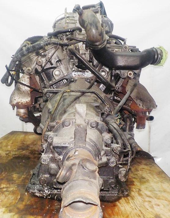 Двигатель Mazda J5 - 162027 AT FR SG5W 8