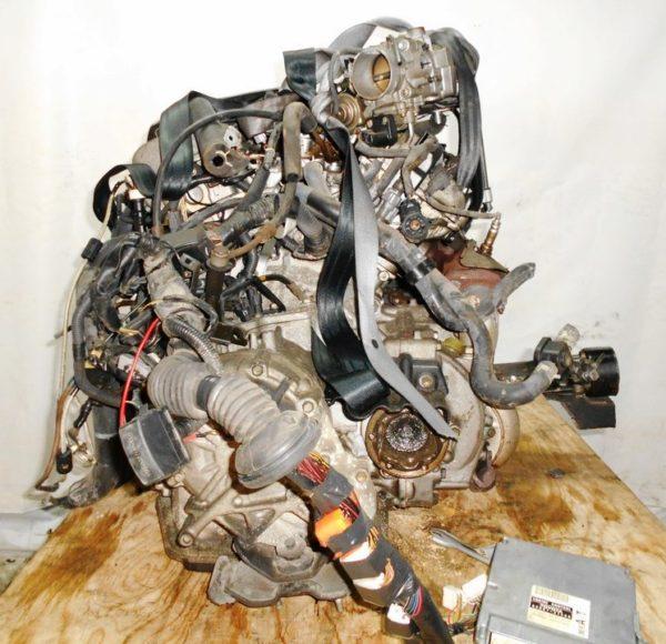 Двигатель Toyota 2MZ-FE - 0113267 AT A541F-04A FF 4WD MCV25 69 000 km коса+комп 5