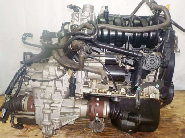 Двигатель Volkswagen BBY - 047597 AT FF 6