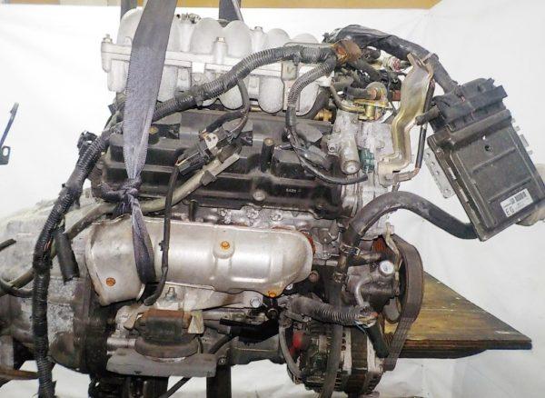 Двигатель Nissan VQ25-DE - 267978A AT RE5R05A FR Elgrand коса+комп 1