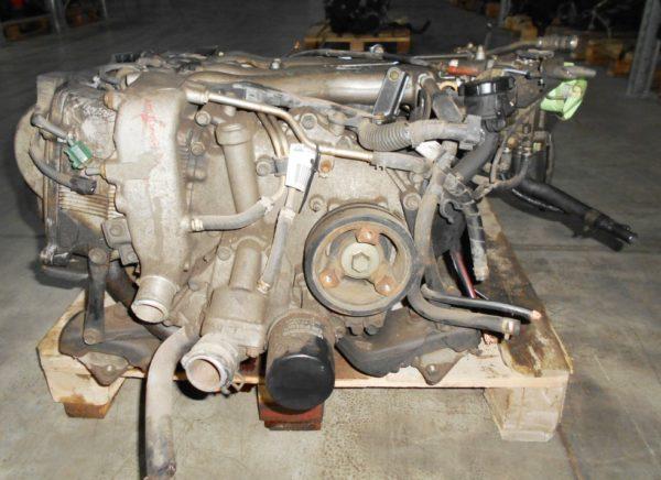 Двигатель Toyota 2TZ-FZE - 1445424 AT 4WD Estima 3