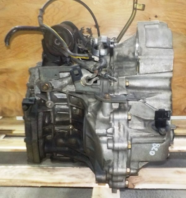 АКПП Nissan VQ30-DE AT FF (820) 4