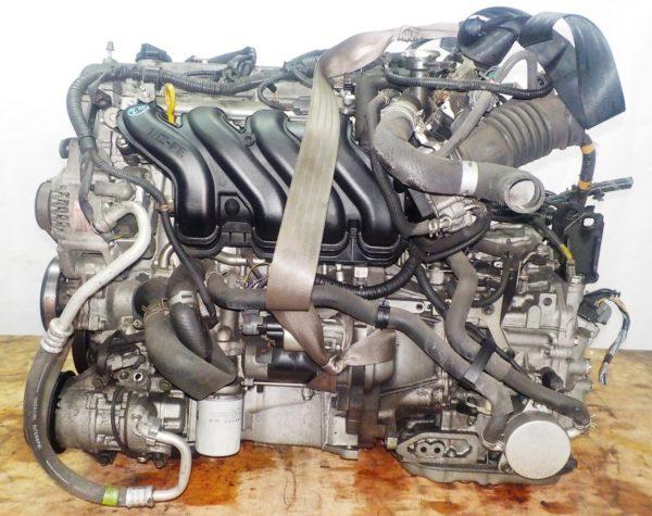 Двигатель Toyota 1NZ-FE - C005237 CVT K210-02A FF NCP100 143 130 km электро дросель коса+комп 1